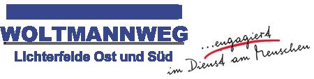 Sozialstation Woltmannweg Logo